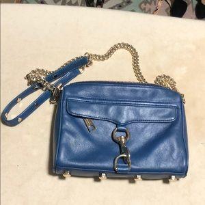 Authentic genuine leather Rebecca Minkoff bag